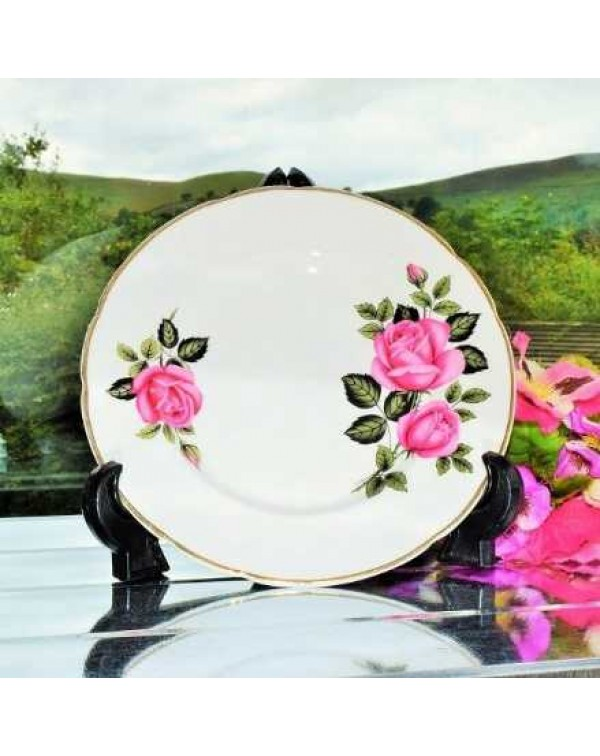 (OUT OF STOCK) LUBERN TEA PLATE