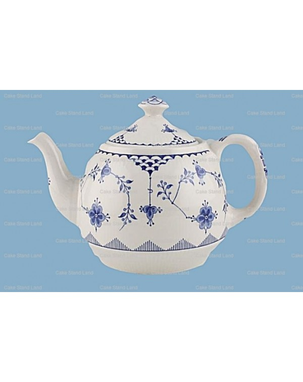 (OUT OF STOCK) MASONS BLUE DENMARK TEAPOT