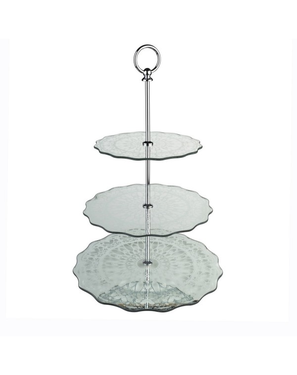 MIRROR CAKE STAND