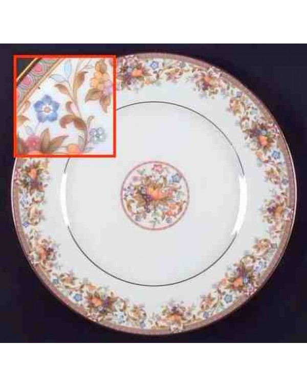 (OUT OF STOCK) NORITAKE HARVESTING SALAD PLATE