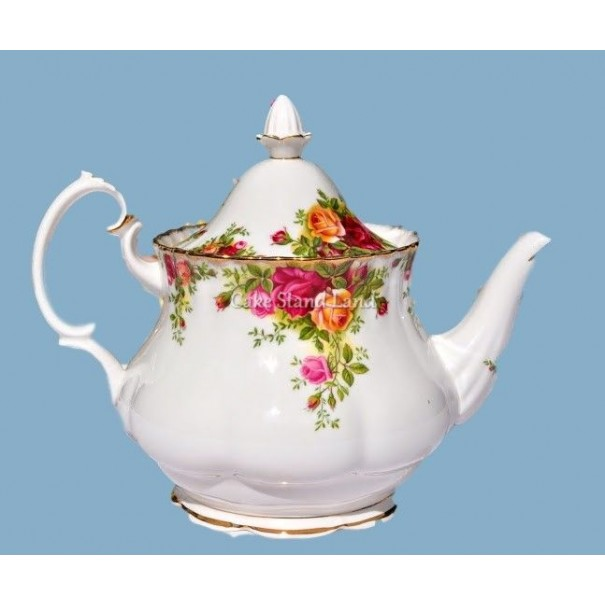 (OUT OF STOCK) OLD COUNTRY ROSES 1 PINT TEAPOT
