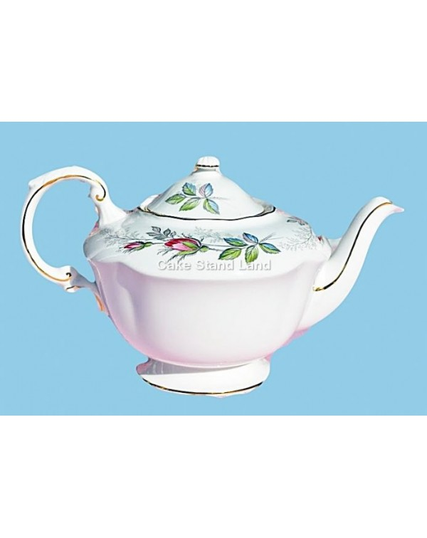 (OUT OF STOCK) PARAGON BRIDAL ROSE TEAPOT