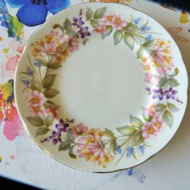 (SOLD) PARAGON COUNTRY LANE SALAD PLATE 20 cm