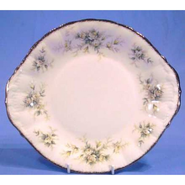 (OUT OF STOCK) PARAGON FIRST LOVE CAKE PLATE