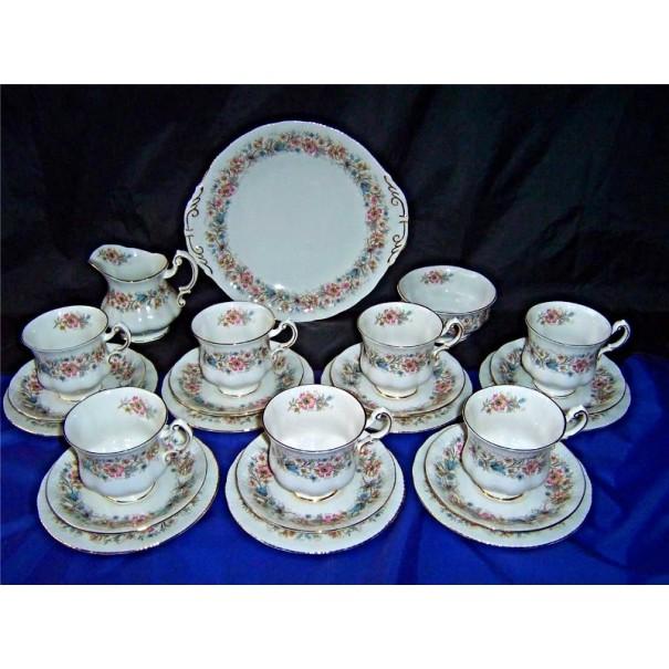 (OUT OF STOCK) PARAGON MEADOWVALE VINTAGE TEA SET