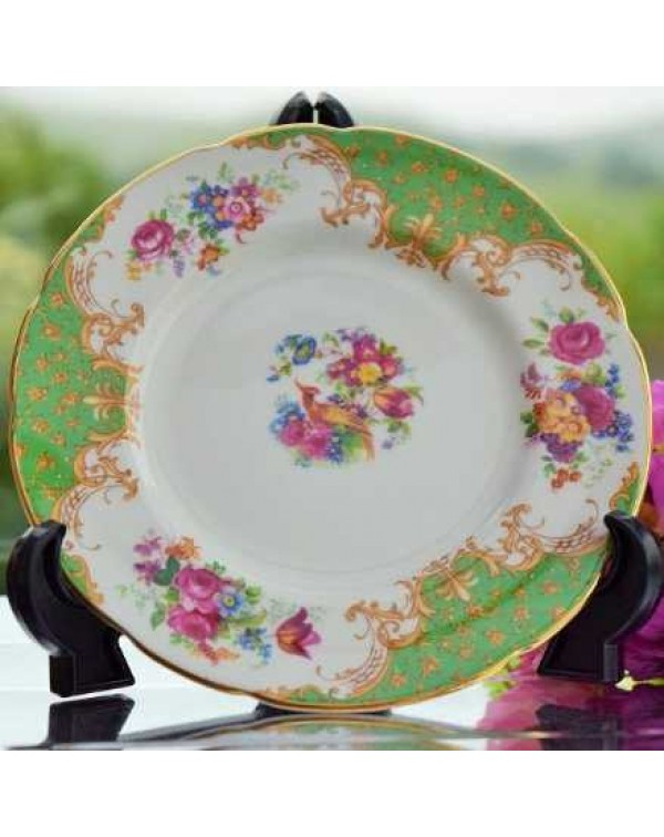 (OUT OF STOCK) PARAGON ROCKINGHAM TEA PLATE