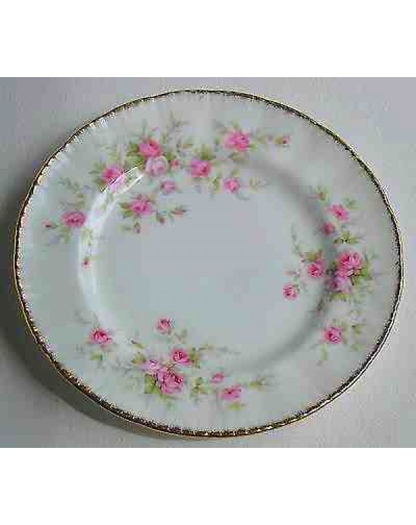 PARAGON VICTORIANA ROSE TEA PLATE