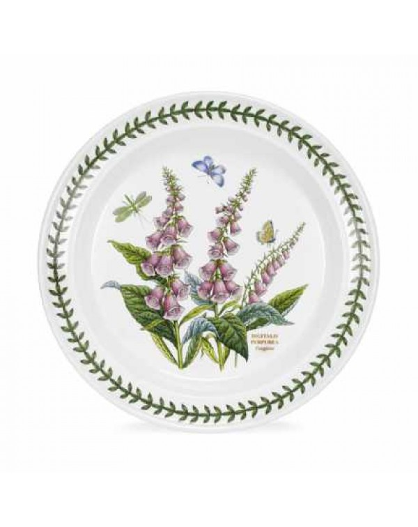 PORTMEIRION DINNER PLATE FOXGLOVE