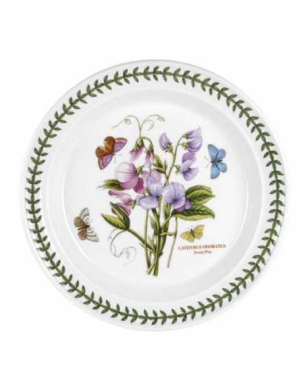 PORTMEIRION DINNER PLATE SWEET PEA