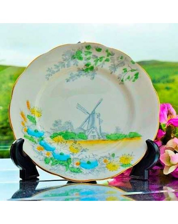 ROSLYN HARVEST TIME TEA PLATE