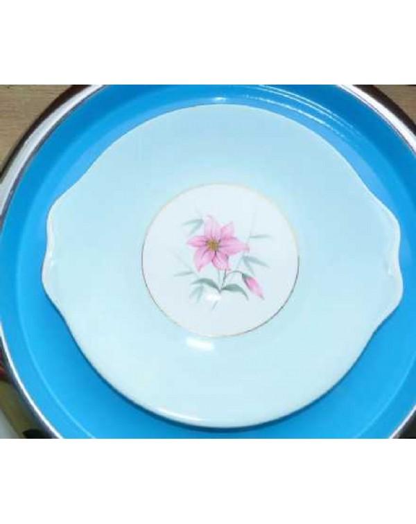 ROYAL ALBERT ELFIN CAKE PLATE