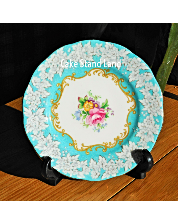 ROYAL ALBERT ENCHANTMENT TEA PLATE