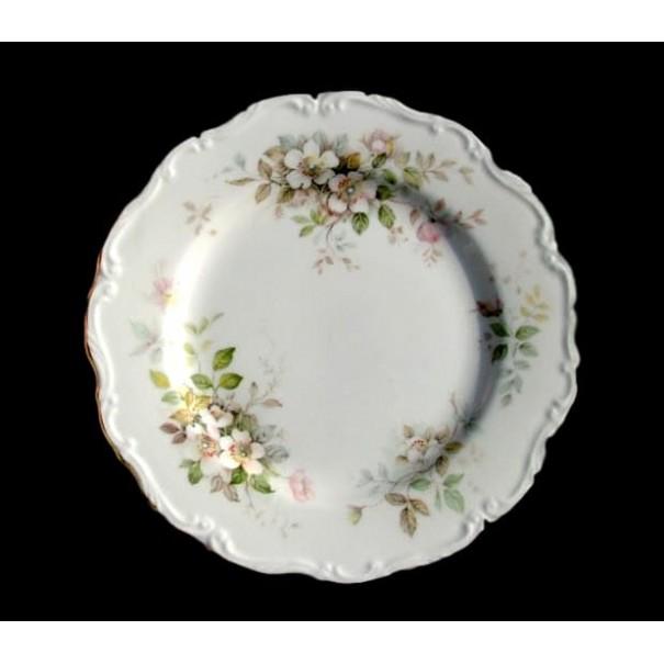 (OUT OF STOCK) ROYAL ALBERT HAWORTH TEA PLATE