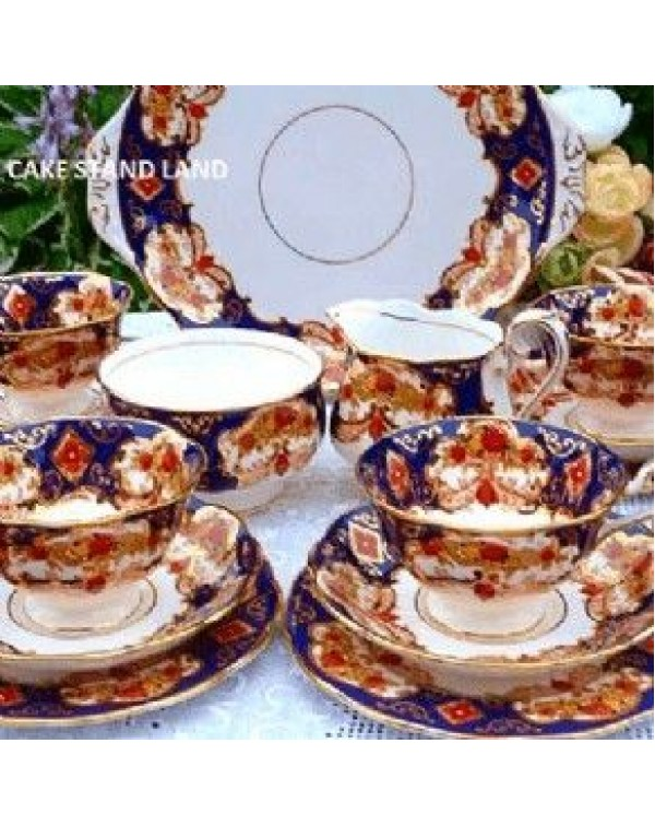 (OUT OF STOCK) Royal Albert Heirloom tea set.