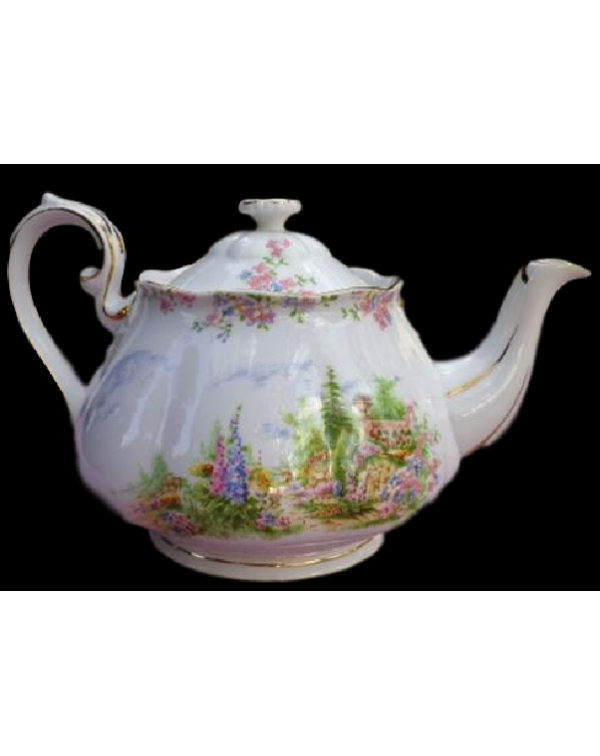 (OUT OF STOCK) Royal Albert Kentish Rockery Teapot