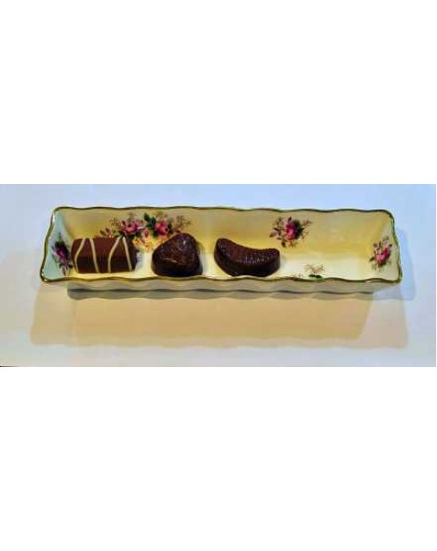(OUT OF STOCK) ROYAL ALBERT LAVENDER ROSE CHOCOLATE TRAY