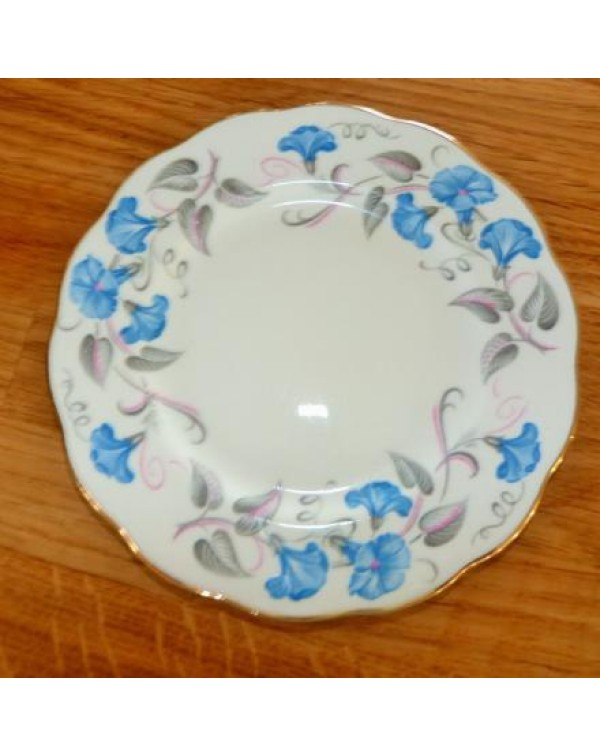 ROYAL ALBERT MORNING GLORY TEA PLATE