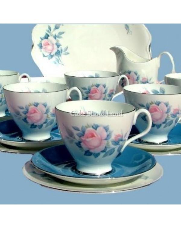 ROYAL ALBERT SORRENTO TEA SET