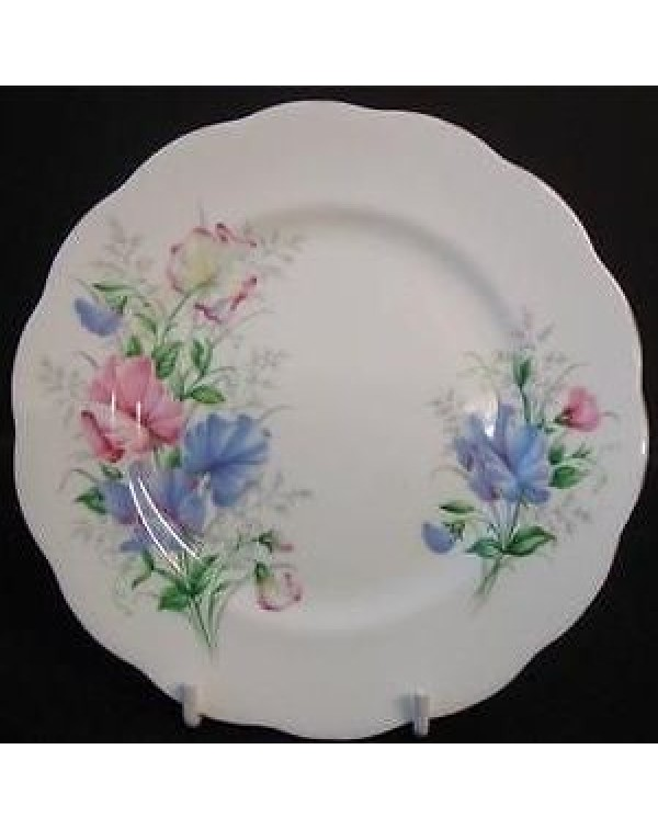 ROYAL ALBERT SWEET PEA TEA PLATE