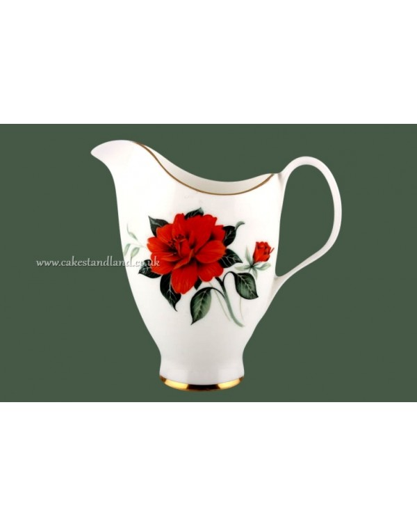 ROYAL ALBERT TAHITI MILK JUG