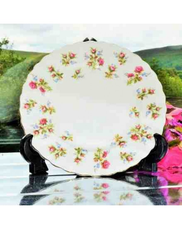 ROYAL ALBERT WINSOME TEA PLATE
