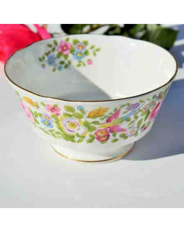 ROYAL CROWN DERBY COTSWOLD SUGAR BOWL