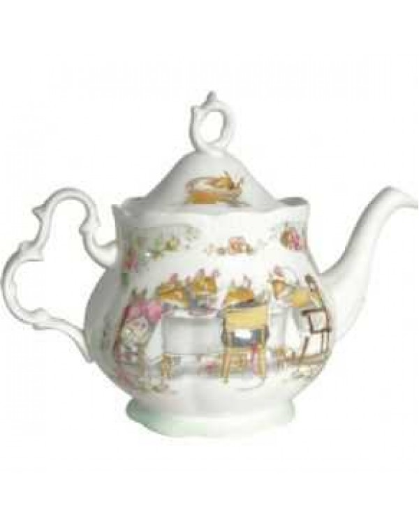 (OUT OF STOCK) ROYAL DOULTON BRAMBLY HEDGE TEAPOT