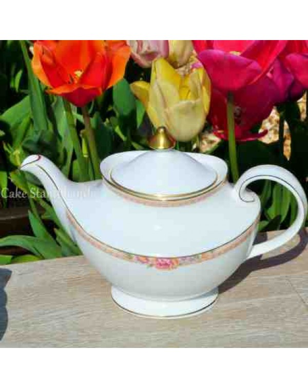 (OUT OF STOCK) ROYAL DOULTON DARJEELING TEAPOT