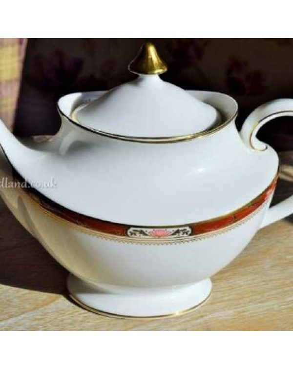 (OUT OF STOCK) ROYAL DOULTON SANDON TEAPOT