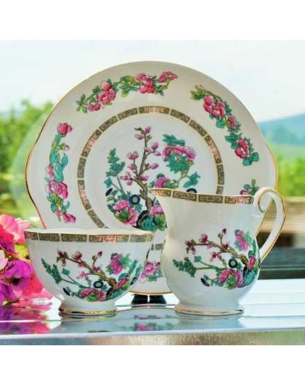 (OUT OF STOCK) ROYAL GRAFTON CAKE PLATE SET
