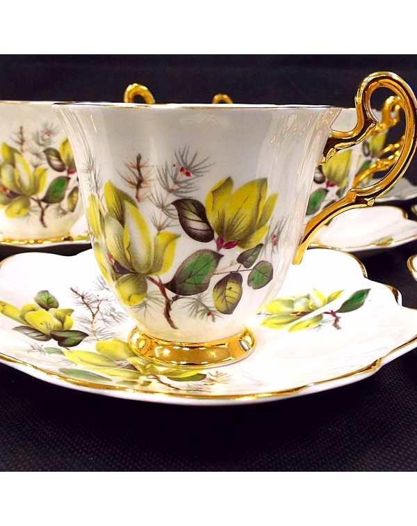 (OUT OF STOCK) ROYAL IMPERIAL YELLOW ROSE TRIO