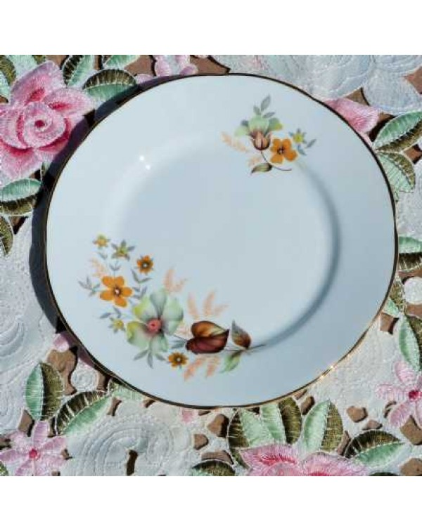 (OUT OF STOCK) ROYAL STAFFORD DEMURE TEA PLATE