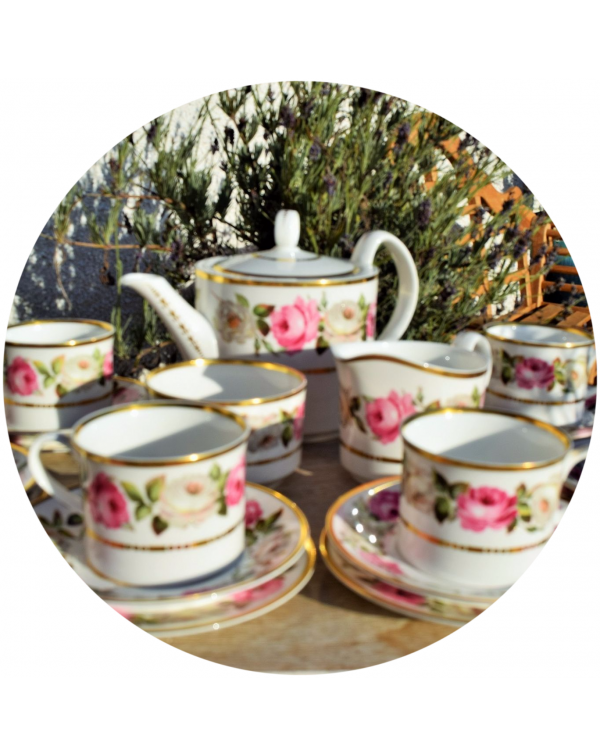 (OUT OF STOCK) ROYAL WORCESTER ROYAL GARDEN VINTAG...