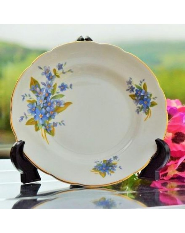 (OUT OF STOCK) STAFFORDSHIRE TEA PLATE
