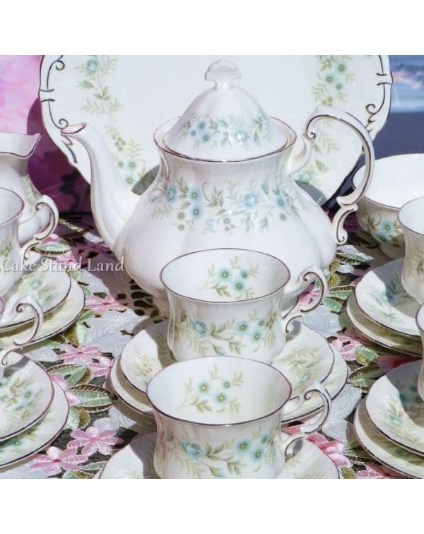 (OUT OF STOCK) PARAGON DEBUTANTE VINTAGE TEA SET F...