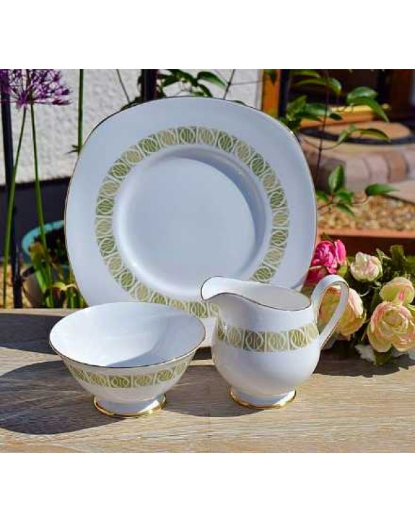 (OUT OF STOCK) TUSCAN CAKE PLATE SET