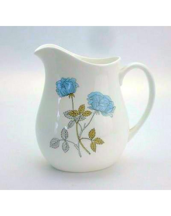 (OUT OF STOCK) WEDGWOOD ICE ROSE MILK JUG