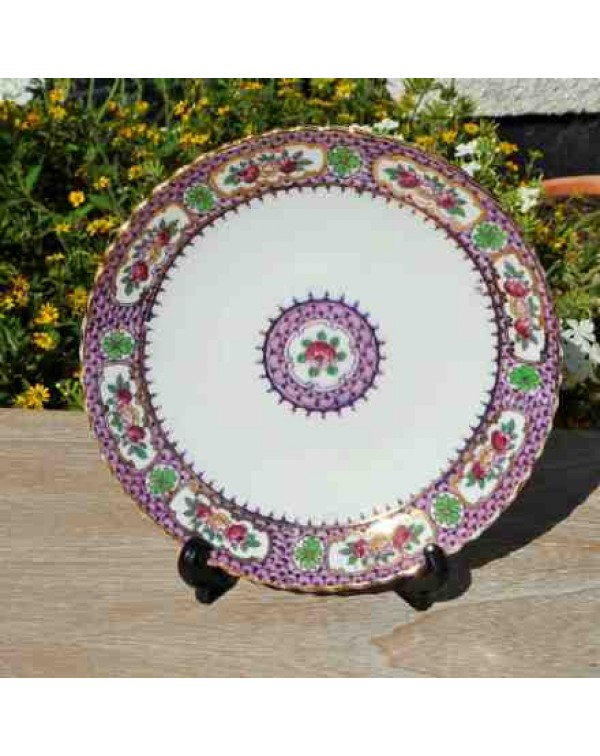 (OUT OF STOCK) WINDSOR CAKE PLATE