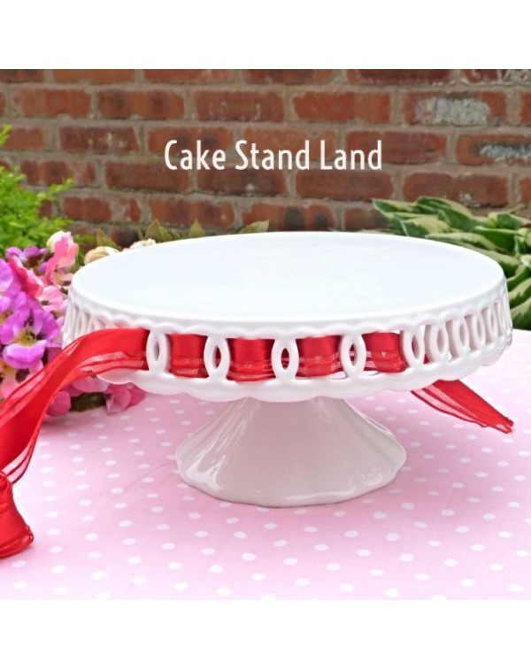 (OUT OF STOCK) RIBBON CAKE STAND