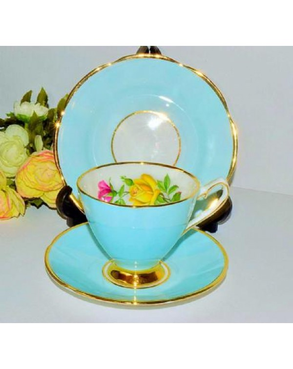 (OUT OF STOCK) STAFFORDSHIRE BLUE TRIO