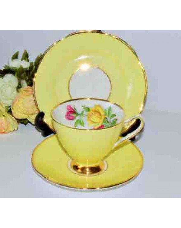 (OUT OF STOCK) STAFFORDSHIRE LEMON TRIO
